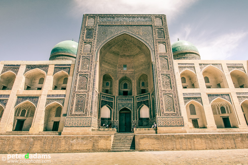 Bukhara Kalyan, Uzbekistan
