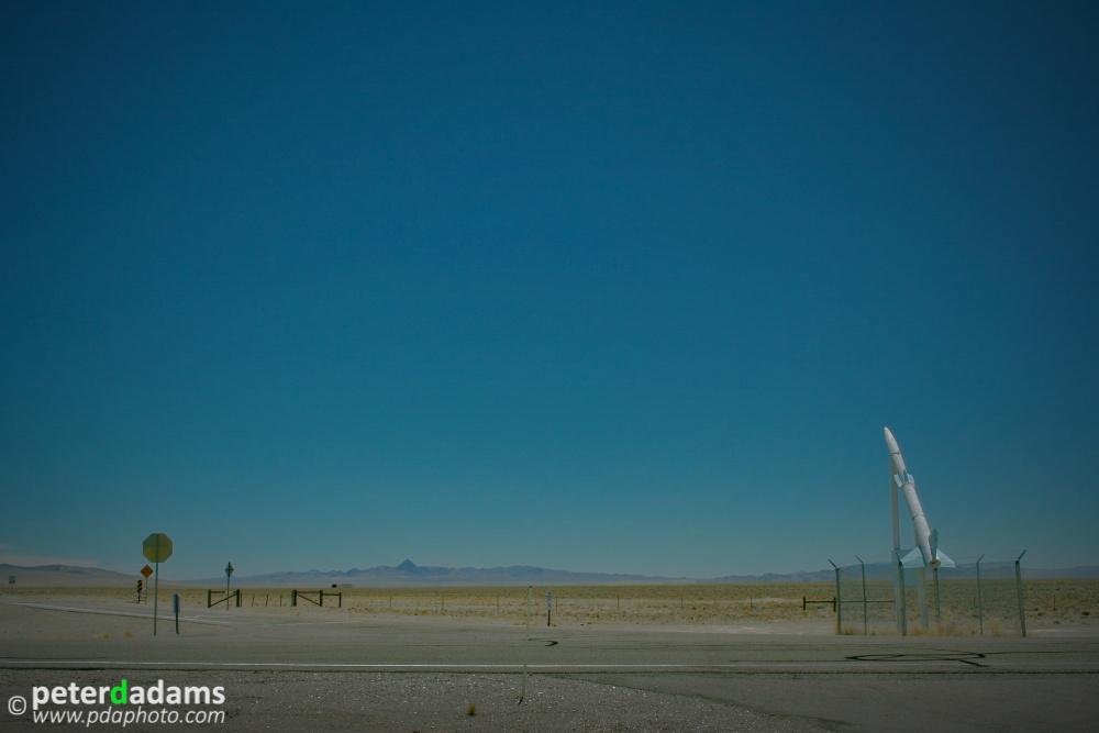 Missile, Nevada