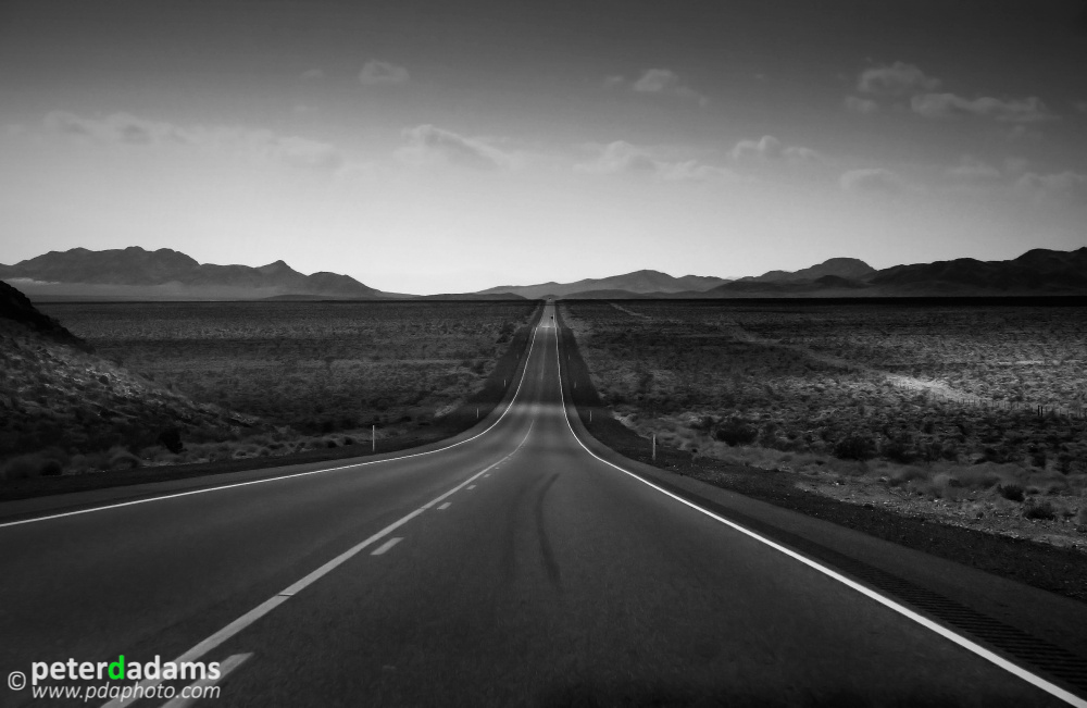 Lonely Roads I